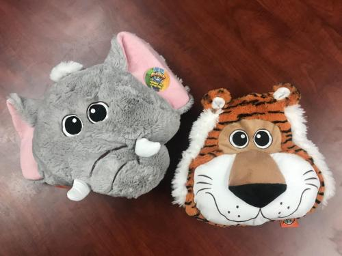 Animal Pillows $16
