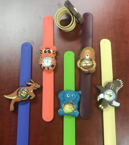 Kids Animal Watches $6