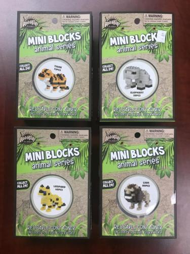 Animal Building Blocks $6